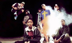 Odd Future: nothing if not contradictory