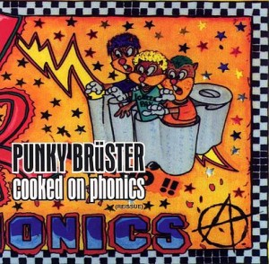 Punky bruster
