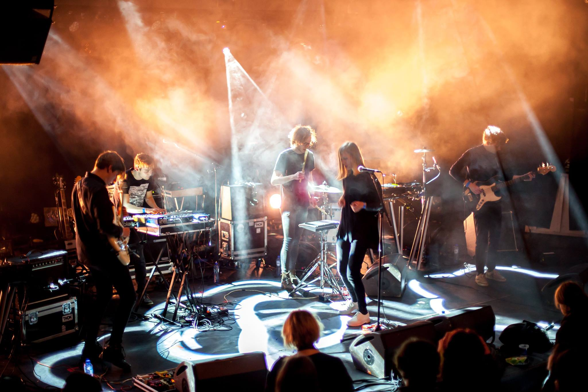 Whispering Sons © Joseph Havenne